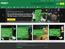 Unibet: gb us nl