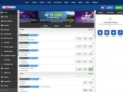 Betfred: gb ie