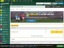 Paddy Power: gb ie us