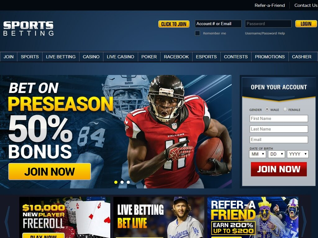 Sportsbetting.Ag Payout Review
