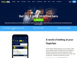 William Hill: gb ie br